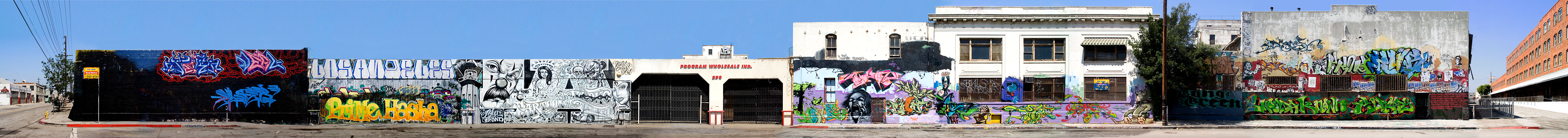Garey Street, Los Angeles, 2007